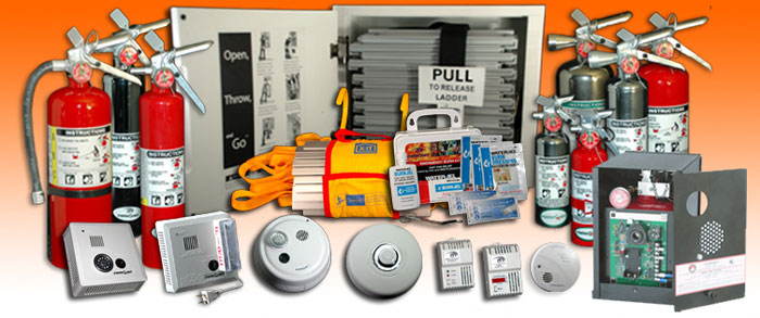 Fire Fighter Products, Inc - Your Fire Safety Products Supplier!