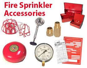 Fire Sprinkler Replacement Parts