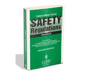 Brooks fmcsr federal motor carrier safety regulations for Federal motor carrier number