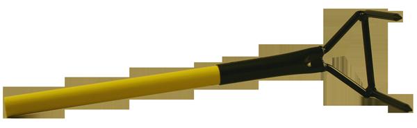 Flamefighter Trash Hook 6 Foot Length Fiberglass With Quot D