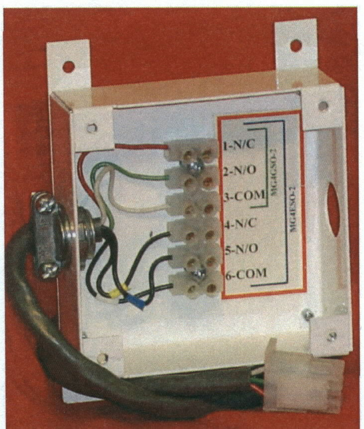 Guardian Iii G 300a Alarm Interface Enclosure Assembly