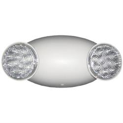 Morris 73118 Micro LED Round Heads Emergency Light