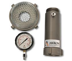 Akron HK25 Hydrant Test Kit (0-160 psi), 2 1/2