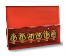 Globe Shc12 Sprinkler Head Cabinet Holds 12 Sprinklers