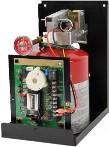 Guardian G300B Residential Fire Suppression System
