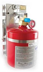 Guardian I- Model G1384-B- Mechanical Residential Fire Suppression System w/Electric Contactor Enclosure