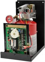 Guardian III- Model G300-B -Automatic Fire Suppression System w/Gas Shut-off