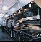 Commercial Kitchen Fire Systems