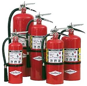 Fire Extinguisher recharge Services