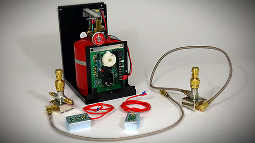 Guardian G300B Fire Suppression System