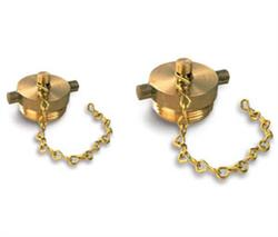 Brass Plugs & Chains