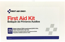 Brooks- FA-6100 First Aid Kit