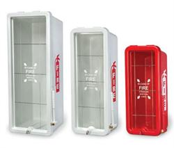 FIRETECH Fire Extinguisher Cabinets