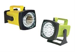 Able 2 - 09.201LED - LED Rechargeable Spot/Flood Light with AC Charger