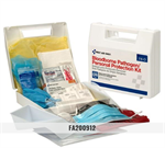 Brooks - FA200912 - Bloodborne Pathogen/Personal Protection Kit