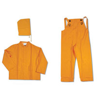 Brooks- Model 85RS- Flame-Retardant Rain Suit