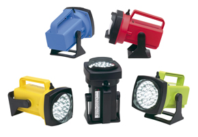 Rechargable Flashlights